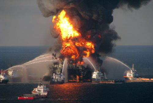 BP Explosion and Spill