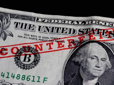 Counterfeit Money 2