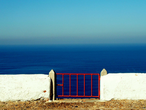 Gate to Blue Ocean