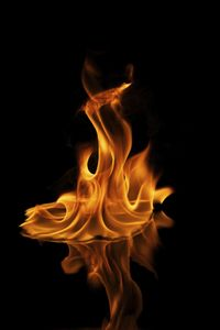 Flame vertical